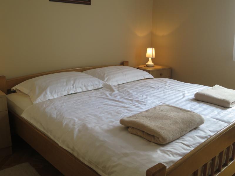 Camera da letto - Appartamento Tempera Malinska isola di Krk