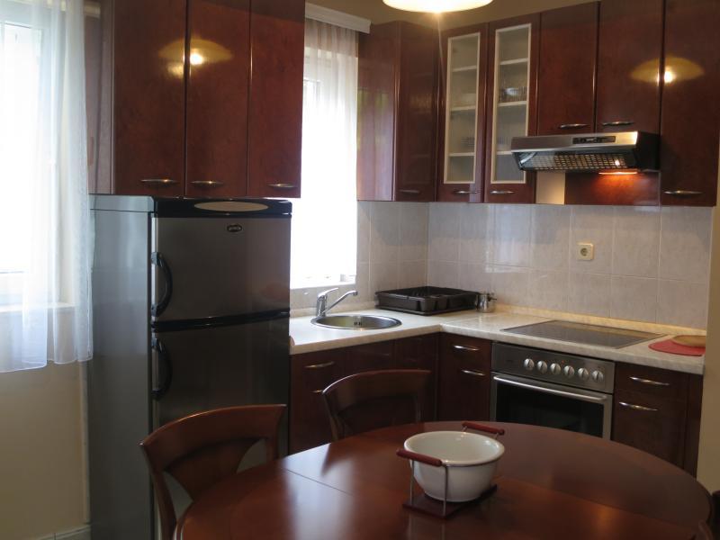 Cucina - Appartamento Tempera Malinska isola di Krk