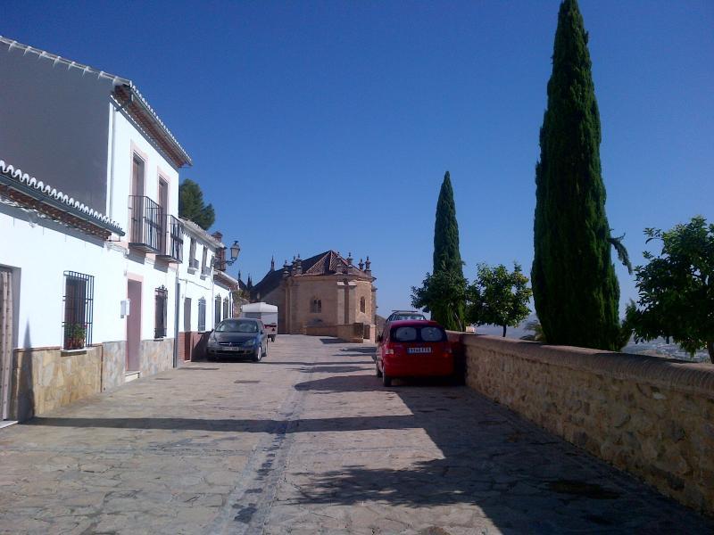 50 m von der Kirche von Santa Maria