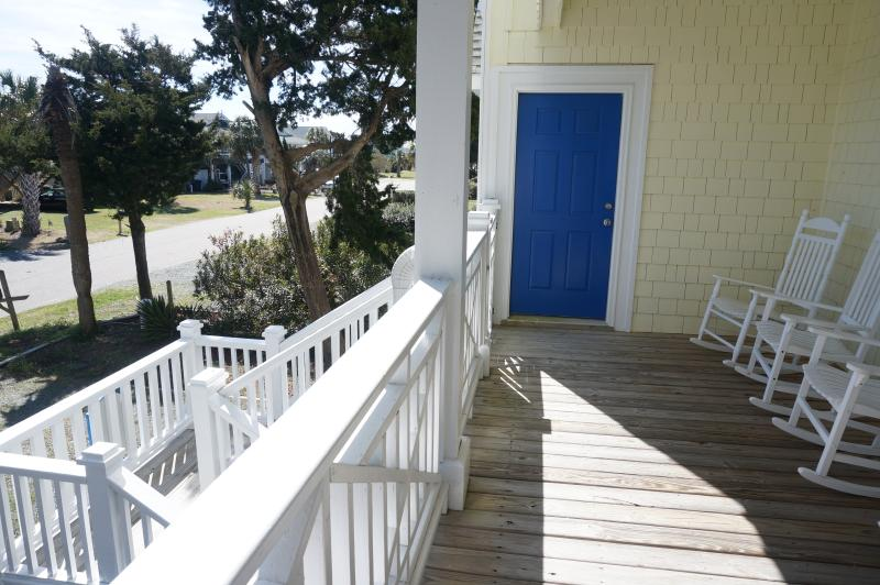 1st Floor - front covered porch