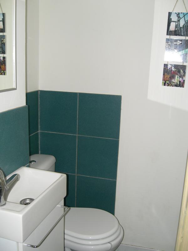 Water-closet separated, Wc séparé avec lave mains