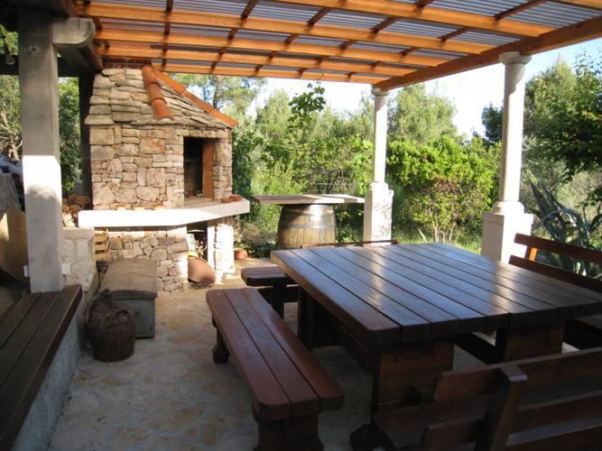 Ana A3(4+1) - Supetar, vacation rental in Brac Island