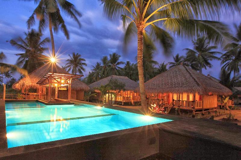 Rinjani Beach Eco Resort, alquiler vacacional en Tanjung