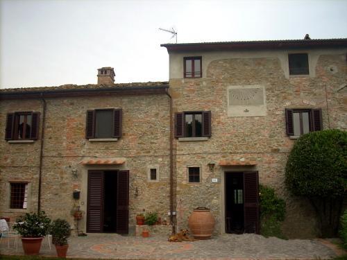 Casa vacanze Podere Il Nano, location de vacances à Larciano