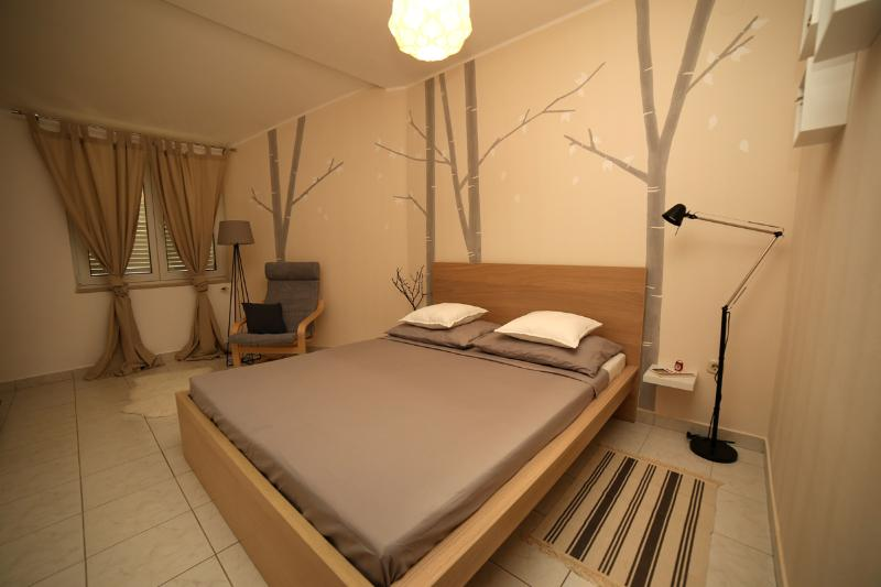 This quiet room is the guaranty for your good sleep.