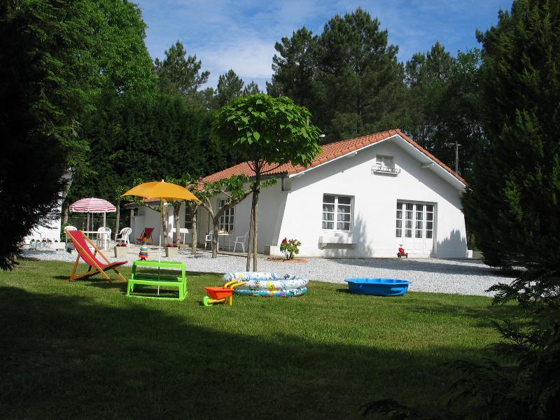 Villa Gnagnic, location de vacances à Rion-des-Landes