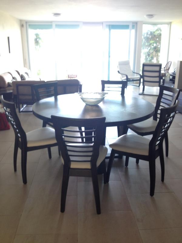 First floor dining area