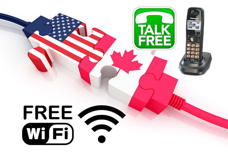 Enjoy free WiFi cable internet, digital TV, and free calling to all US states (including AK & HI).