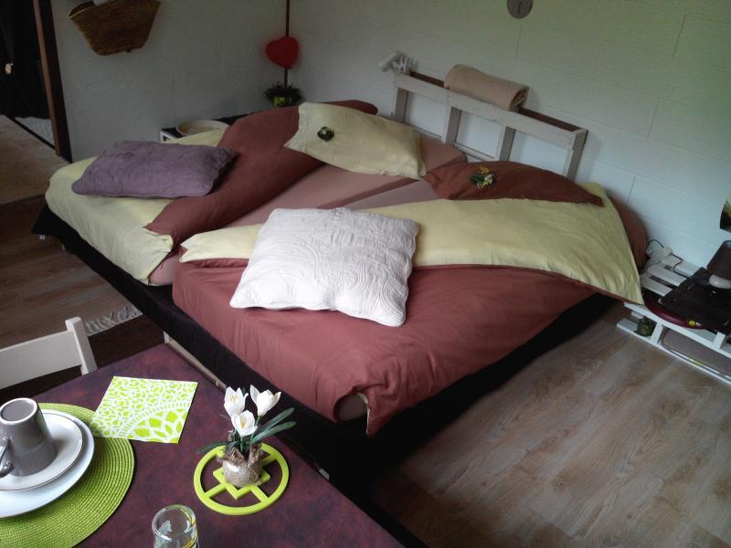 Une chambre StudiHôtel à BAR LE DUC, holiday rental in Nettancourt