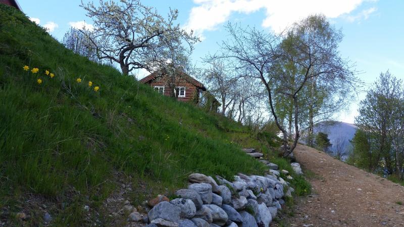 Eldhuset - uma nova casa original, alta qualidade em um local maravilhoso. Um lugar para se lembrar