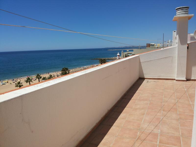 T1 Beach Rental Apartment In Quarteira Algarve Portugal