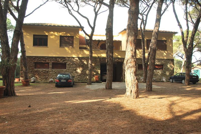 Villa Gianni, holiday rental in Fonteblanda