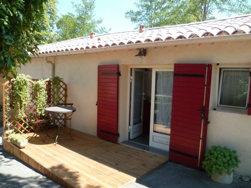 Le Pin au Lierre, holiday rental in Mimet