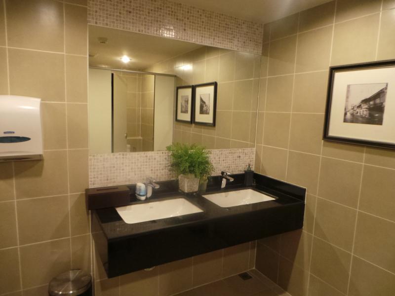 Toilet near Lobby