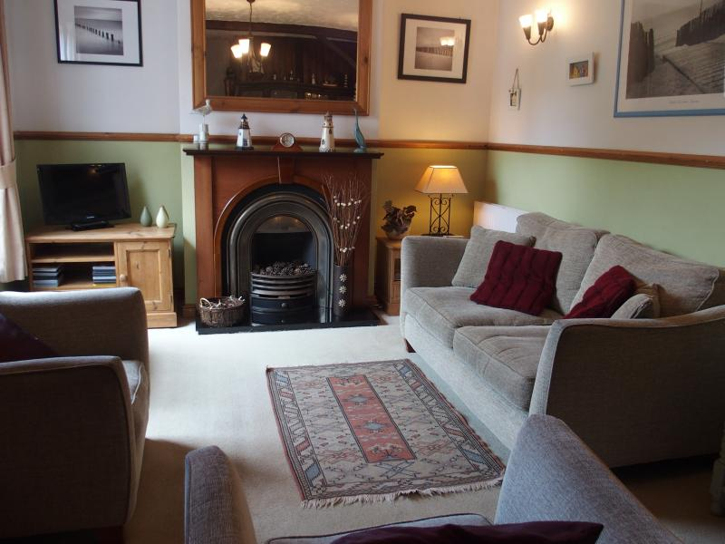 The Upper Deck, holiday rental in Sheringham