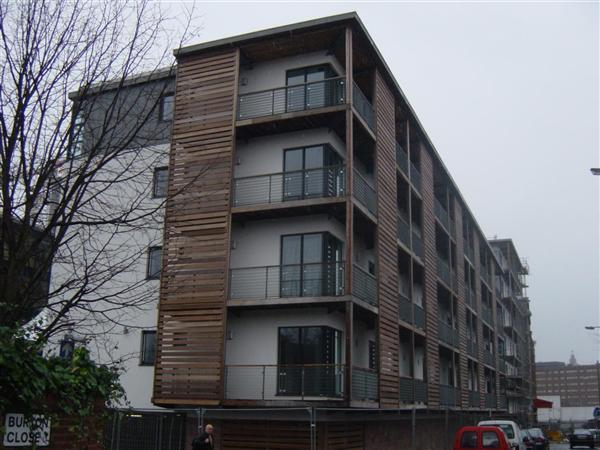 2nd floor spacious quiet apartment in AWARD WINNING Chandler's Wharf