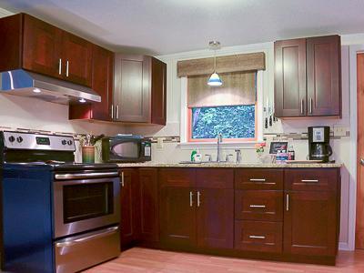 Compact Efficient Kitchen