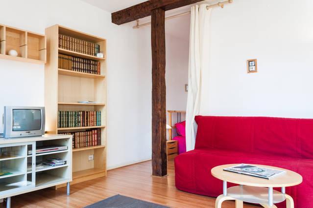 Appartement 2 pièces 38 m² centre, location de vacances à Strasbourg