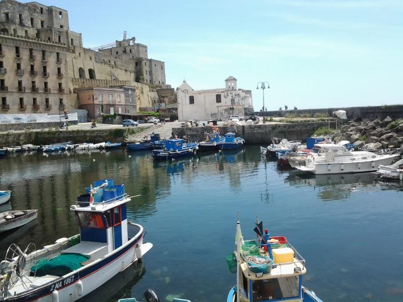 Harbour of Pozzuoli