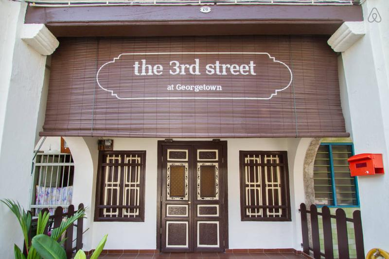 The 3rd Street - Heritage Shophouse, holiday rental in George Town