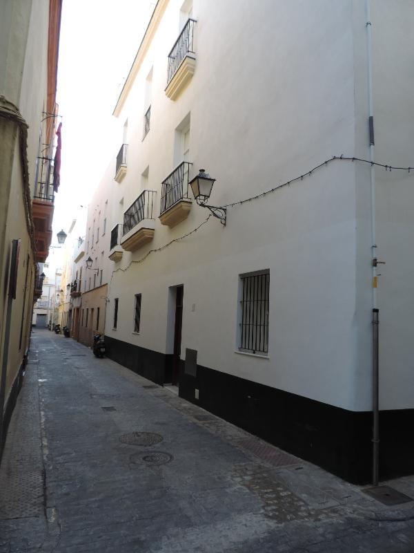 Vista de fachada