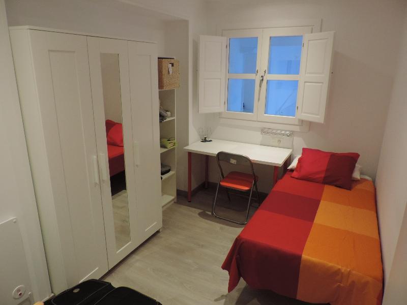 Dormitorio Individual uno