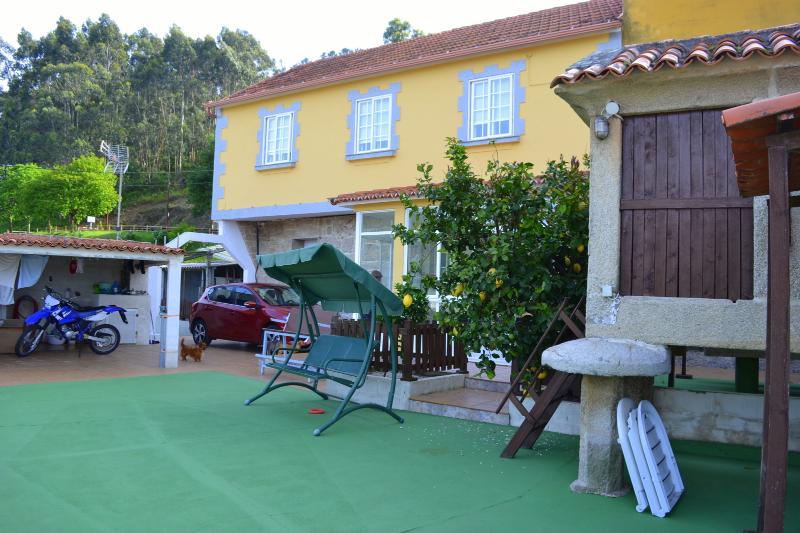 Casa en Moreira - Marín, aluguéis de temporada em Soutomaior