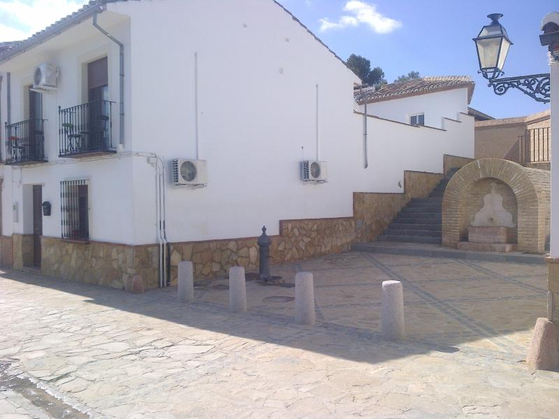 Casa San Salvador - with a direct water supply fresh from the Torcal