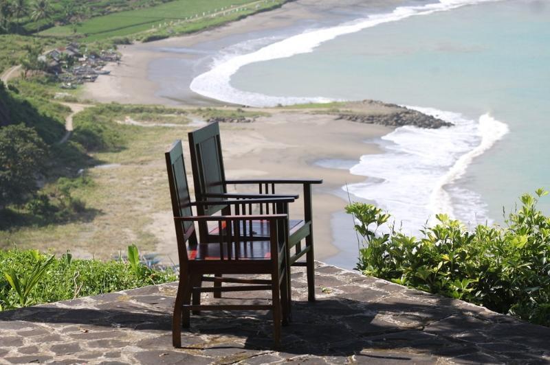 Beira-mar Villa Gamrang