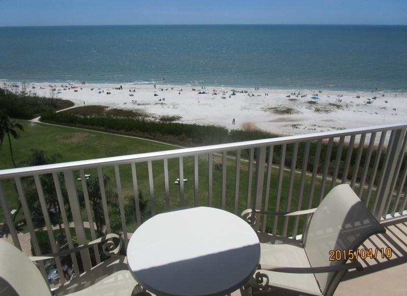 Happy vacation days and evenings overlooking the Gulf!
