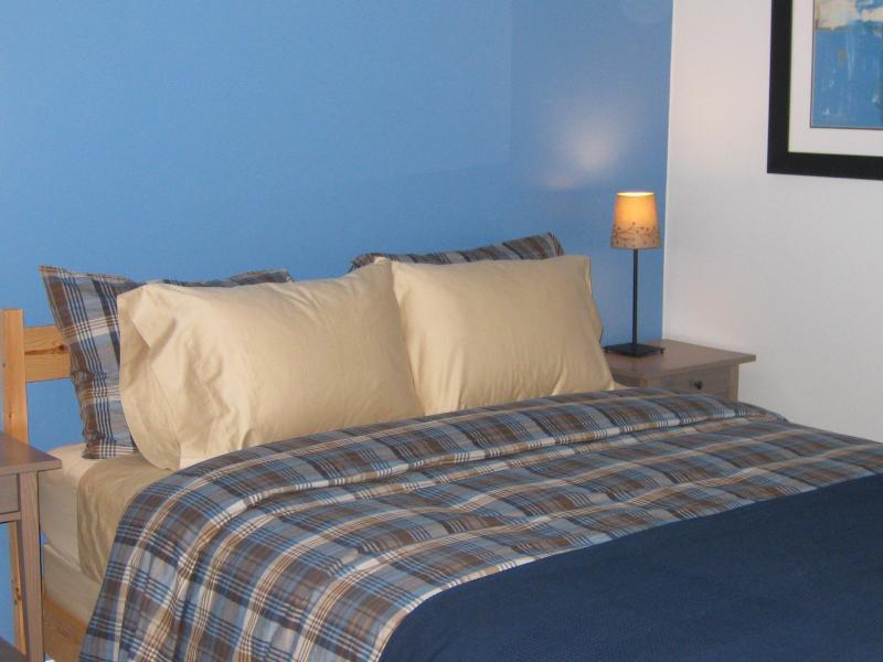 Chambre habitación azul / azul