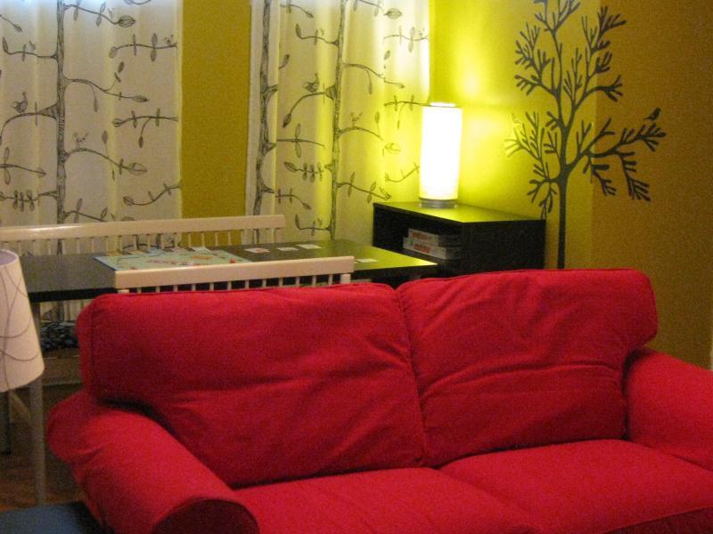 Salle familliale / Basement family room