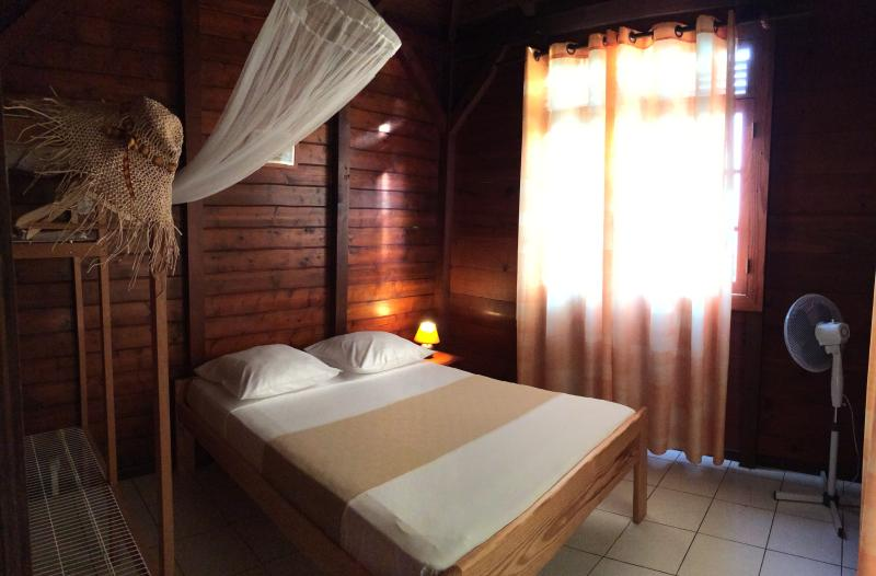 Chambre bungalow Roucou