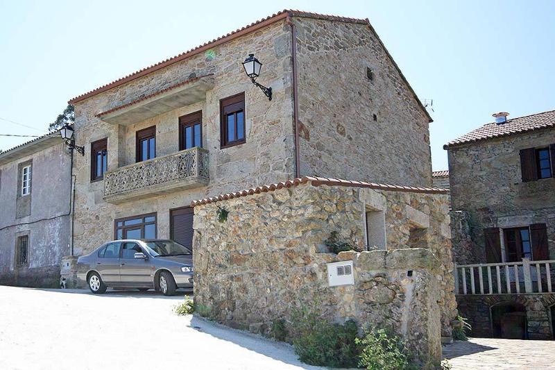 Casa da Fonte Finisterre, vacation rental in Nemina
