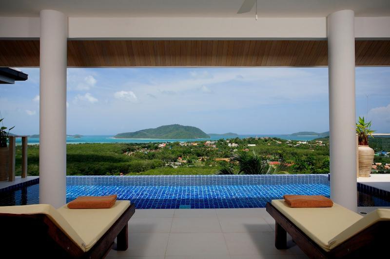 Andaman View, 5 bedroom, Sea View, Private Pool Luxury Villa