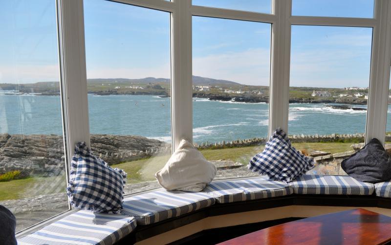 Hafn, Perfect Position,Trearddur Bay, location de vacances à Trearddur Bay