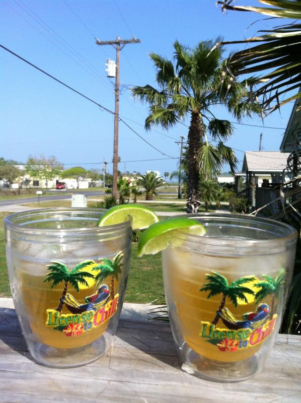 Come stay with us and toast to the Charm of the Texas Coast!