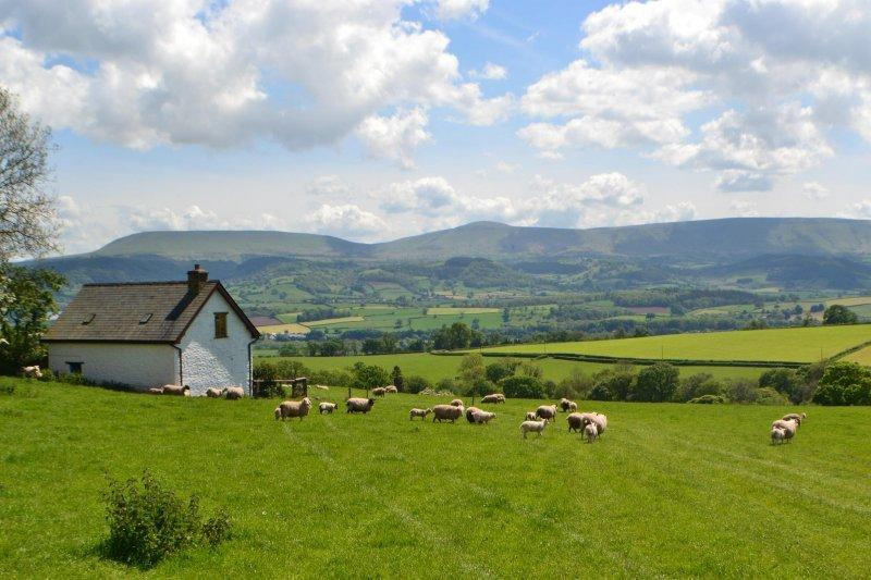 Remote Getaway Near Hay On Wye - The Perfect Scenic Retreat, alquiler de vacaciones en Hay-on-Wye