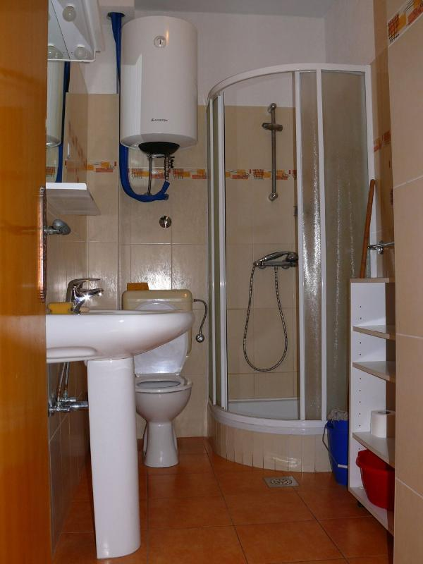 A1(7+2): bathroom with toilet