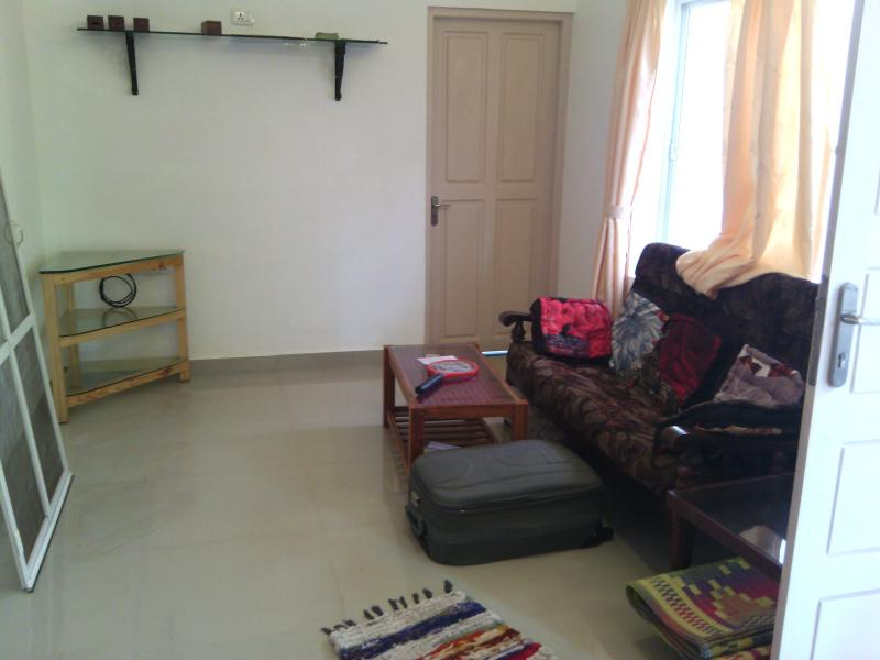 First floor four bedroom apartment's living room