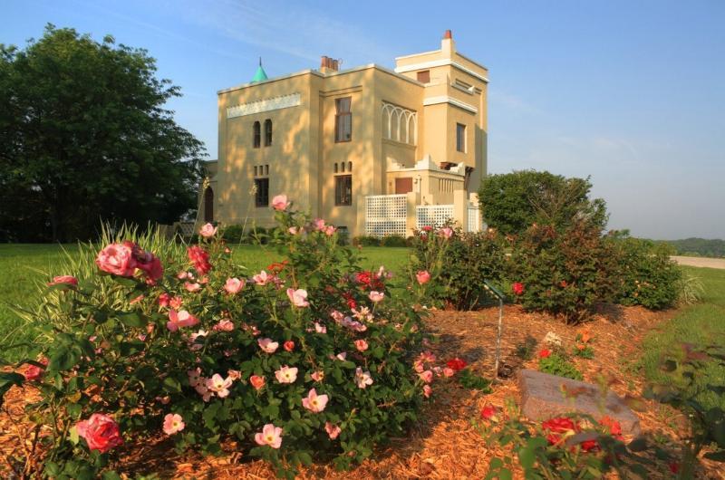 Belle endroit à visiter... Villa Katherine