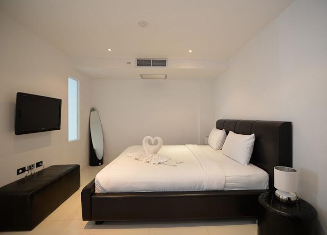 Hermoso y espacioso dormitorio