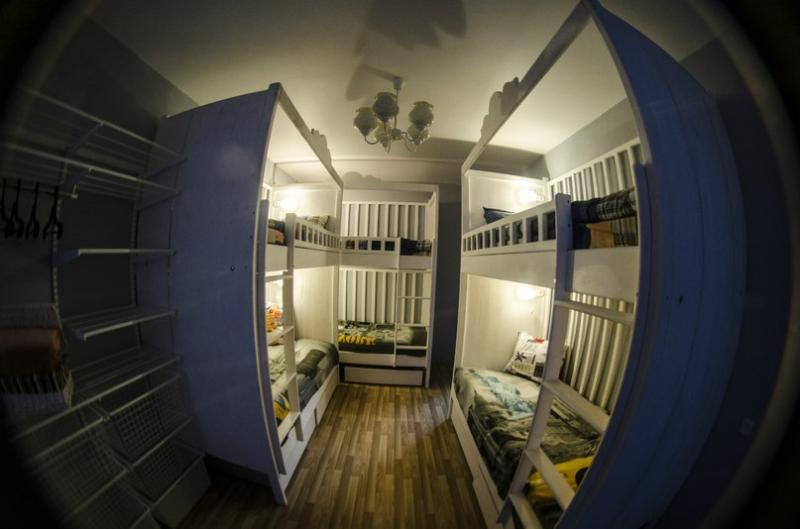 Cozy apartment for a big and friendly company, holiday rental in Murmansk Oblast