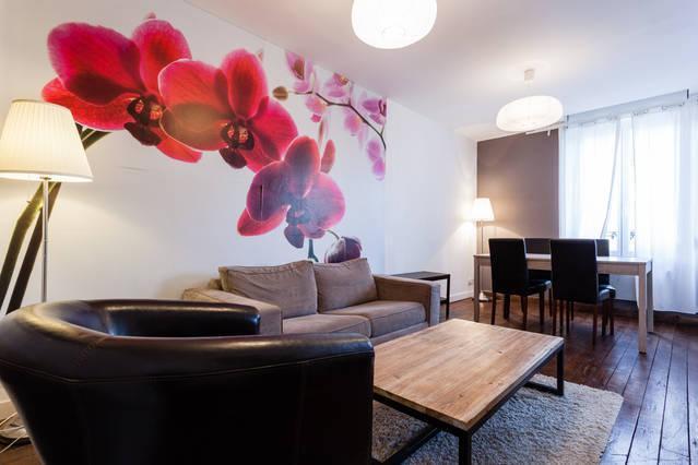 Charmant 3 pièces, centre ville - Reims - appartement
