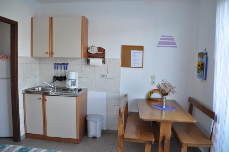 Apartment Schwab Kitchen