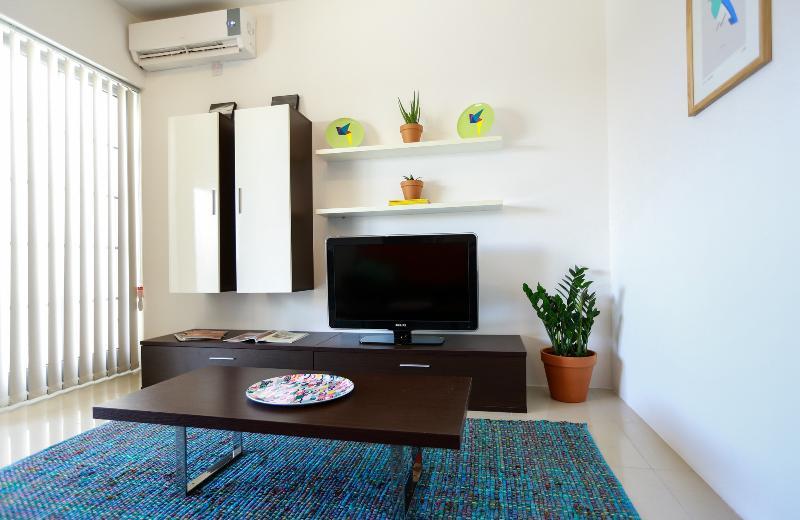 A sala de estar