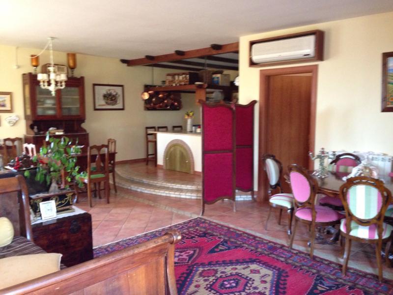 Al Rifugio, holiday rental in Gallicano nel Lazio
