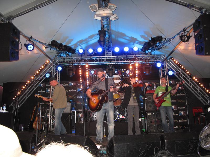 Festival interceltique de Lorient en Août