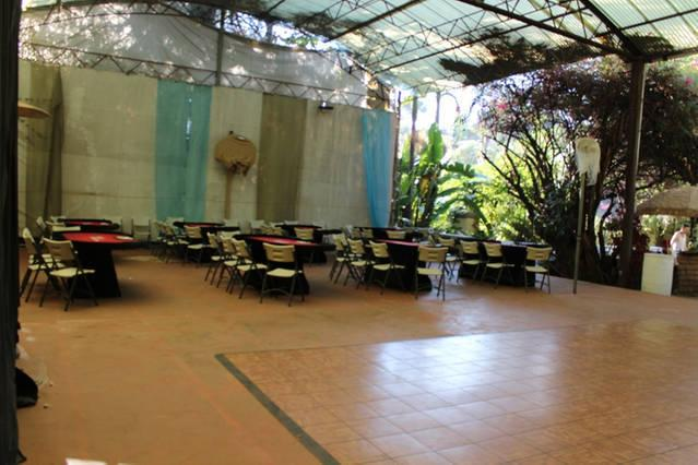 Covered Event Space