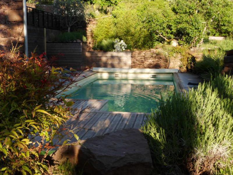 Votre piscine chauffée - exotisme assuré